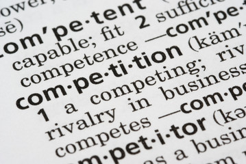 Competition Defined
