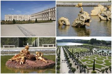 Carte Postale - Château de Versailles