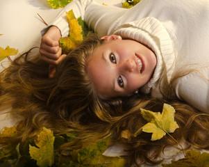 Relaxed Autumn Beauty