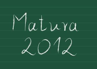 Matura 2012