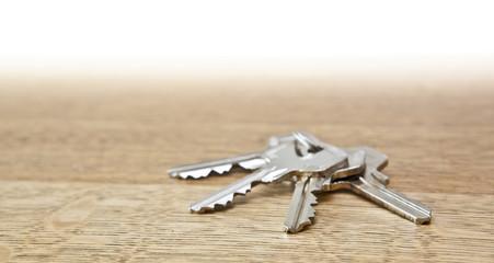 Schlüsselbund © Matthias Buehner