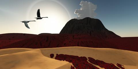 Volcano 03