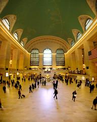 Grand Central Terminal Station, NY