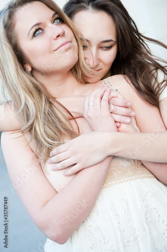 Сестры лесбиянки фото