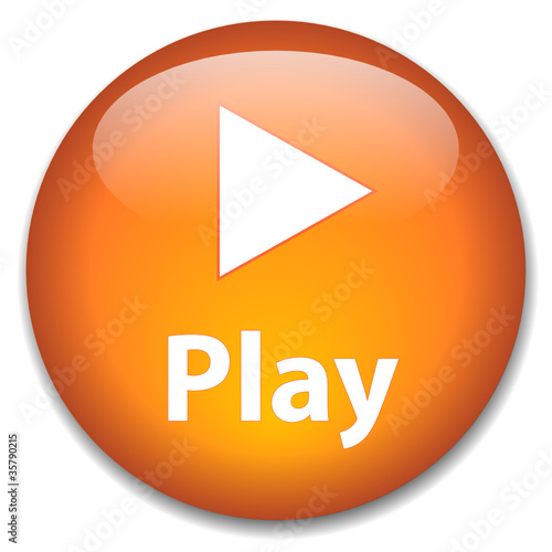 play web button launch watch view video icon media player live stockfotos und lizenzfreie. Black Bedroom Furniture Sets. Home Design Ideas