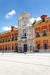 Palacio de San Telmo, Sevilla, Spanien