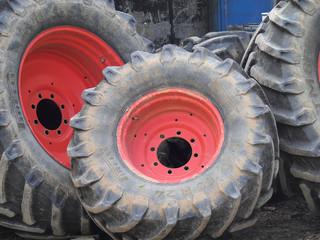 Traktorräder