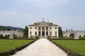 Montecchio Maggiore (Vicenza, Italy) - Villa Cordellina Lombardi