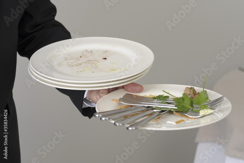 D barrasser une table photo libre de droits sur la for Sur la table food scale