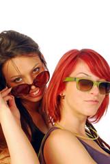 Two Women Friends