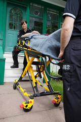Ambulance House Visit