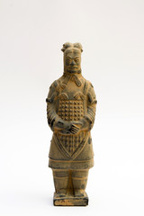 guerrero de terracota, xián
