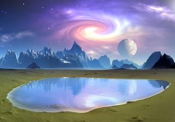 Alien Planet Aries Part 1