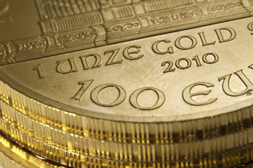 Makro Goldmünzen Feingold