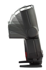 Shift and tilt flash unit