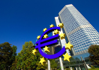 EZB - Frankfurt am Main - Deutschland