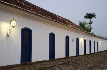 Colonial house in Paraty