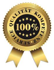 Qualität - Kompetenz - Service - 100 %