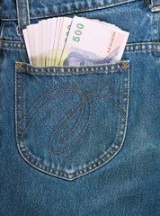 500 baht Thailand money