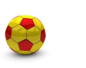 Winter Soccer Ball