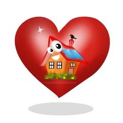 cuore di casa