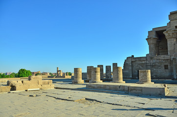 Temple in Kom Ombo, Egypt