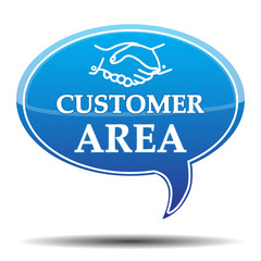 CUSTOMER AREA ICON
