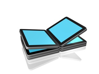 Tablette tactile livre