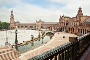 Der spanische Platz, Sevilla