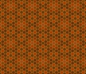 Seamless leather, snakeskin mosaic pattern