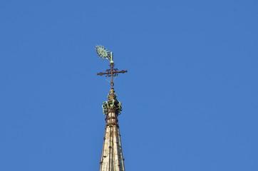 clocher cathédrale de Chartres