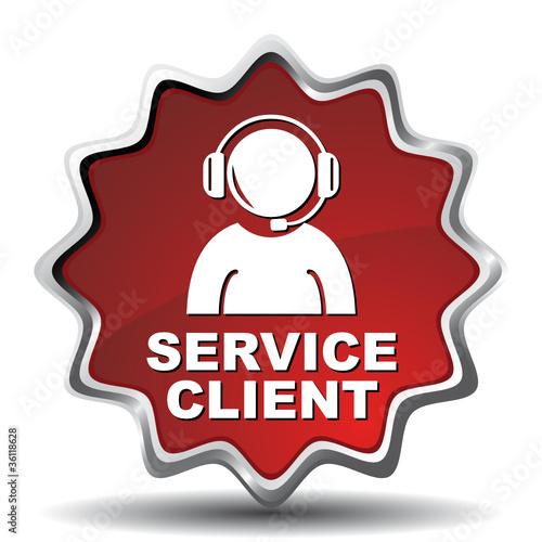 Service client icon fichier vectoriel libre de droits for Domon service a la clientele