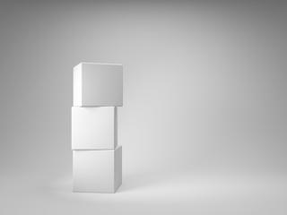 Design of cubes