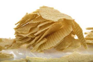 Chips - fototapety na wymiar