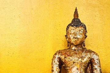 Historic image buddha statue