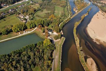 Ecluse des Mantelots, Châtillon-sur-Loire