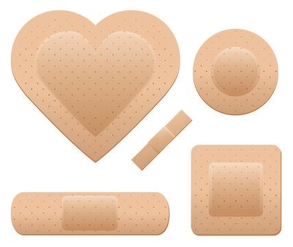Bandage set