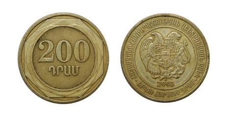 metal penny