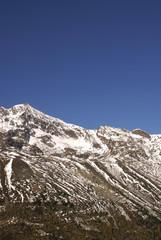 Die Alpen bei Hochgurgl