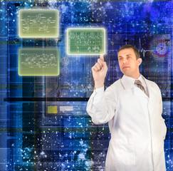 Innovative technologies of computer designing