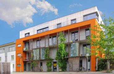 moderne Architektur - modernes Leben