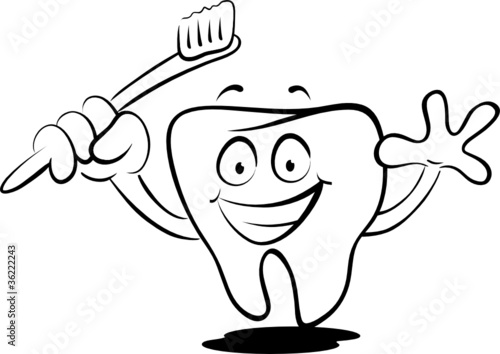 Zahnhygiene - Mundhygiene\