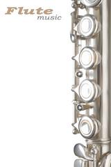 Flute music background details