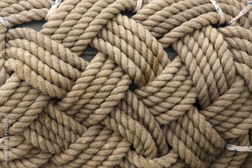 corde de marine photo libre de droits sur la banque d 39 images image 36239691. Black Bedroom Furniture Sets. Home Design Ideas