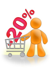 buyer - discounts 20%