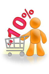 buyer - discounts 10%