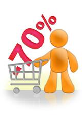 buyer - discounts 70%