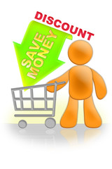 prices discount - save money