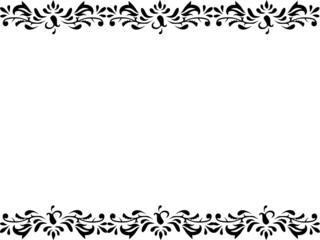 Tattoo frame
