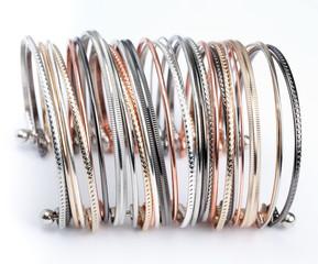 Fashion jewelry on hand